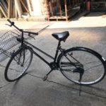 通勤は自転車!