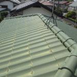 屋根葺き替え(既存カバー工法から葺き替え)