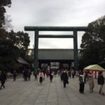靖国神社正式参拝