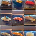 美味い鮨はビジュアルも綺麗
