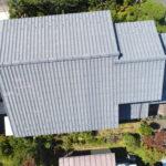 屋根葺き替え&カバー葺き