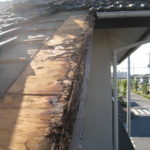 屋根瓦部分修理