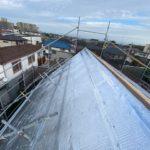 屋根・外壁で遮熱施工!