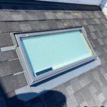 トップライト取付と室内天井の施工事例