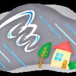台風シーズン前後の自宅の点検と現状把握